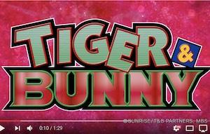 日本のアニメベスト100決定-1位は「タイバニ」って決まったの!