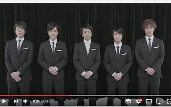 SMAPパロディーCMに賛否両論【動画】両論か?