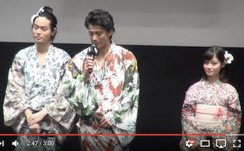菅田将暉「銀魂」の橋本環奈「鼻ほじ」を絶賛《動画》