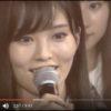 NMB48山本彩-生誕祭で総選挙辞退を語り涙「抱えきれない悩み」