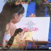 サマンサタバサ-12歳デザイナーLaraと契約《動画》1000万円!
