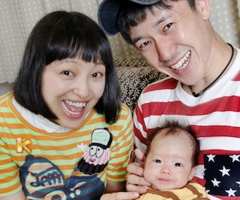 金田朋子-44歳で出産-流産の危機乗り越え帝王切開