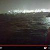 奈良三郷-大和川あふれる-台風21号被害で住民へ避難指示